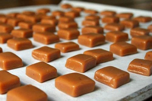 Caramel Chews 20mg Cannabidiol